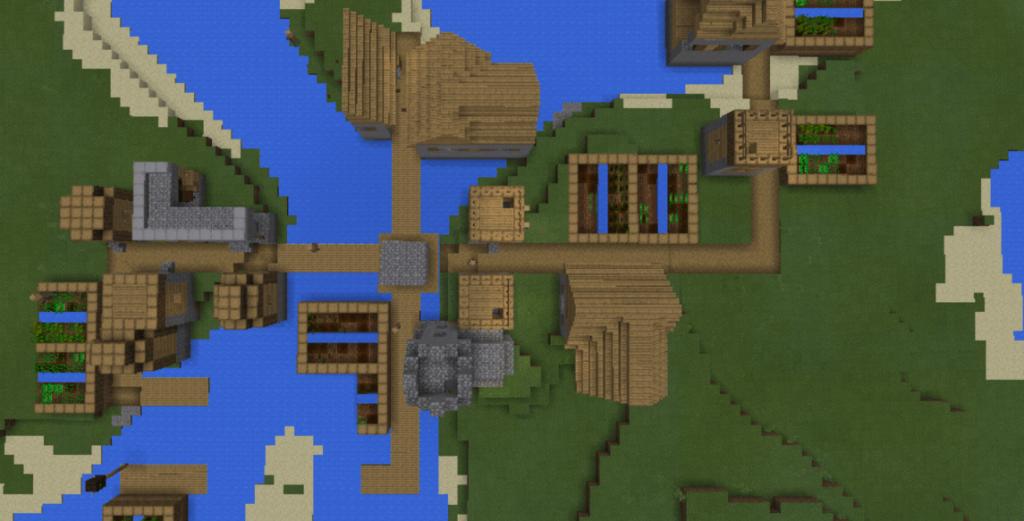 minecraft hero of the village