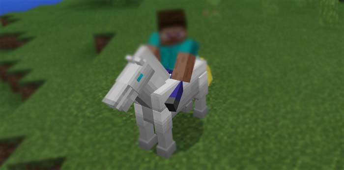 аддон на лошадей для майнкрафт пе 0.14.0 #6